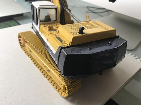 RC Bagger - Siku Control