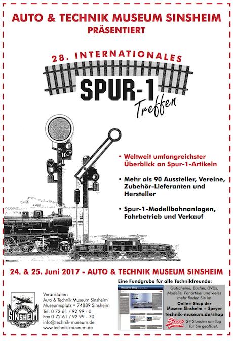 Spur-1-Treffen-Sinsheim-Flyer